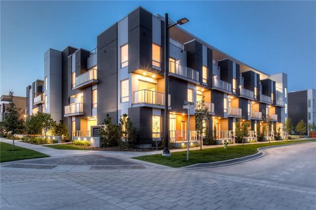 3130 Thirsk Street NW #106, Calgary, AB T3B 6H4 (#C4223293) :: Calgary Homefinders