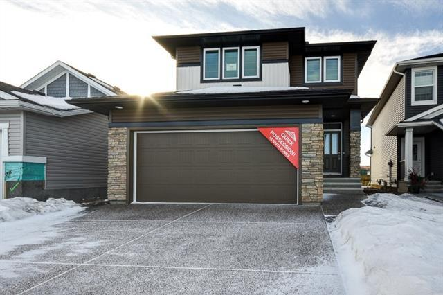 133 Willow Park, Cochrane, AB T4C 2N3 (#C4223302) :: Redline Real Estate Group Inc