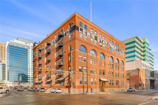 240 11 Avenue SW #201, Calgary, AB T2R 0C3 (#C4223319) :: Calgary Homefinders