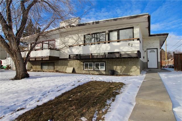 67 Huntford Close NE, Calgary, AB T2K 3Y7 (#C4223320) :: The Cliff Stevenson Group