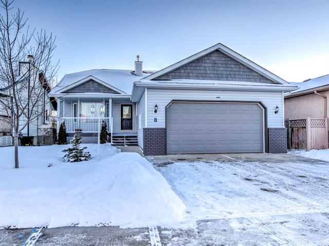8 Cambrille Crescent, Strathmore, AB T1P 1M1 (#C4223391) :: Redline Real Estate Group Inc