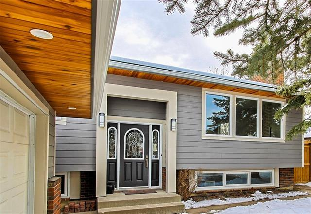 228 Parkland Way SE, Calgary, AB T2J 4K9 (#C4223393) :: The Cliff Stevenson Group
