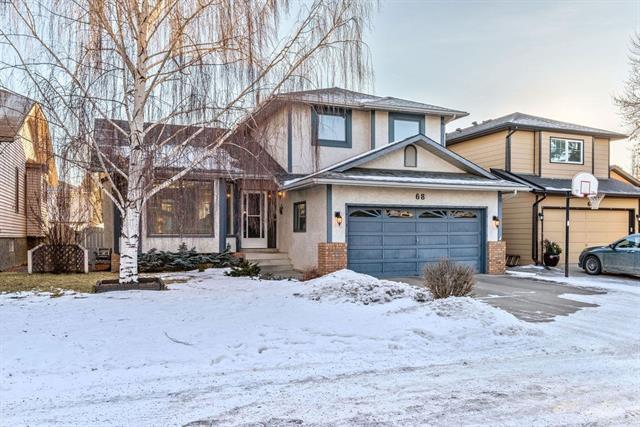 68 Sunrise Circle SE, Calgary, AB T2X 3A6 (#C4223441) :: Redline Real Estate Group Inc
