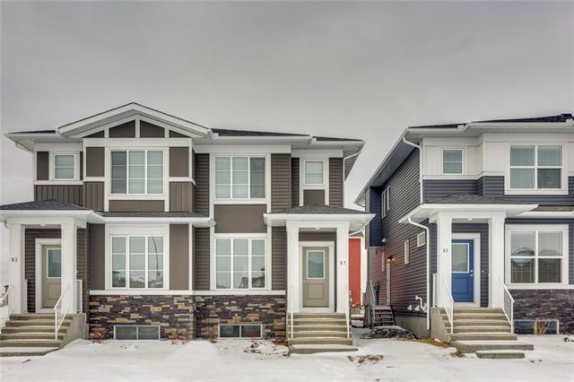 57 Corner Meadows Gate NE, Calgary, AB T3N 1J8 (#C4223490) :: Redline Real Estate Group Inc