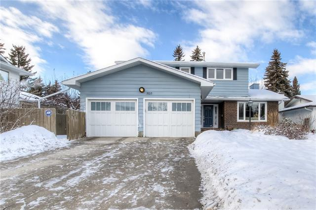 707 Willamette Drive SE, Calgary, AB T2J 2A3 (#C4223498) :: Redline Real Estate Group Inc