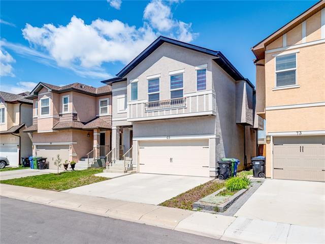 69 Covecreek Mews NE, Calgary, AB T3K 0V8 (#C4223503) :: The Cliff Stevenson Group