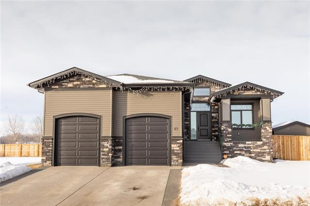 62 Napoleon Meadows Way, Innisfail, AB T4G 0N6 (#C4223505) :: Redline Real Estate Group Inc