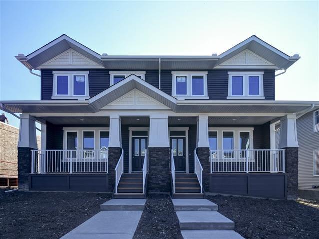 9 Willow Mews, Cochrane, AB T4C 0X9 (#C4223530) :: Redline Real Estate Group Inc