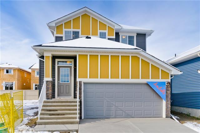 135 Bayview Circle, Airdrie, AB T4B 4H5 (#C4223554) :: Redline Real Estate Group Inc