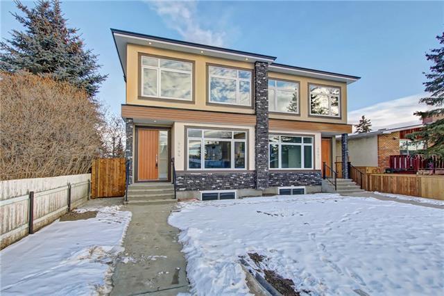 4644 83 Street NW, Calgary, AB T3B 2R2 (#C4223589) :: The Cliff Stevenson Group