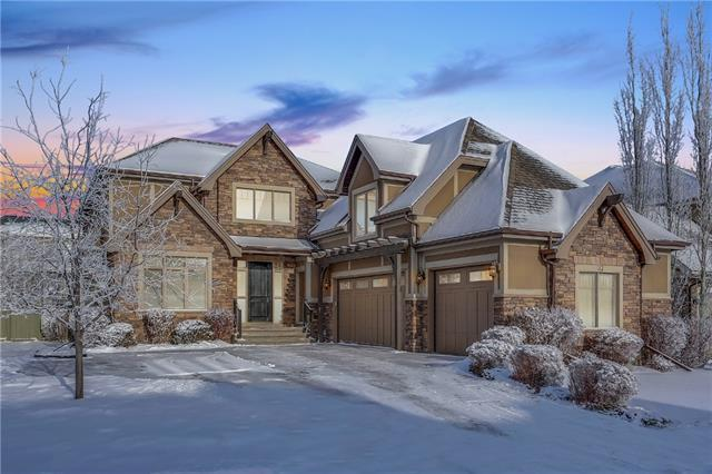 112 Wentworth Lane SW, Calgary, AB T3H 0E1 (#C4223599) :: Canmore & Banff