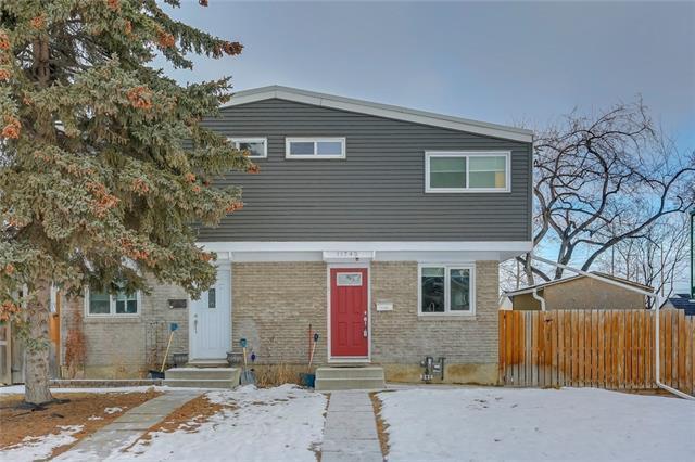 11740 Canfield Road SW, Calgary, AB T2W 1V5 (#C4223600) :: Calgary Homefinders