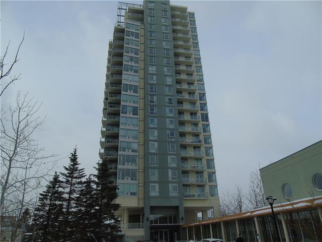 55 Spruce Place SW #707, Calgary, AB T3C 3X5 (#C4223639) :: Redline Real Estate Group Inc