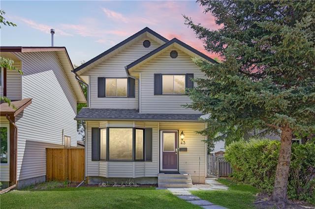 43 Shawglen Place SW, Calgary, AB T2Y 1X9 (#C4223677) :: Redline Real Estate Group Inc