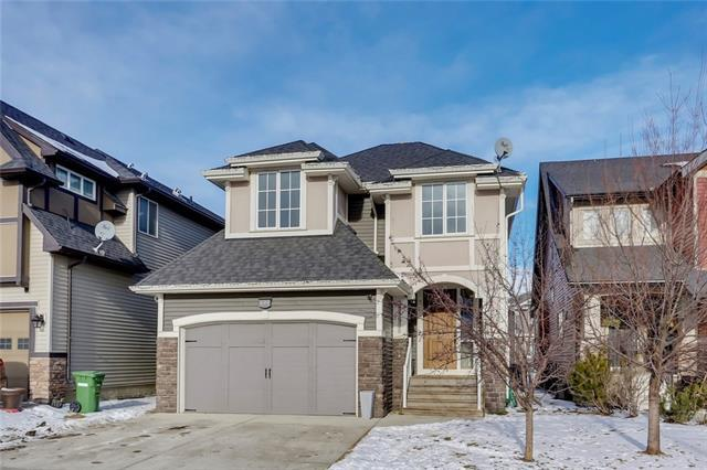 699 Coopers Square SW, Airdrie, AB T4B 0G7 (#C4223714) :: Redline Real Estate Group Inc