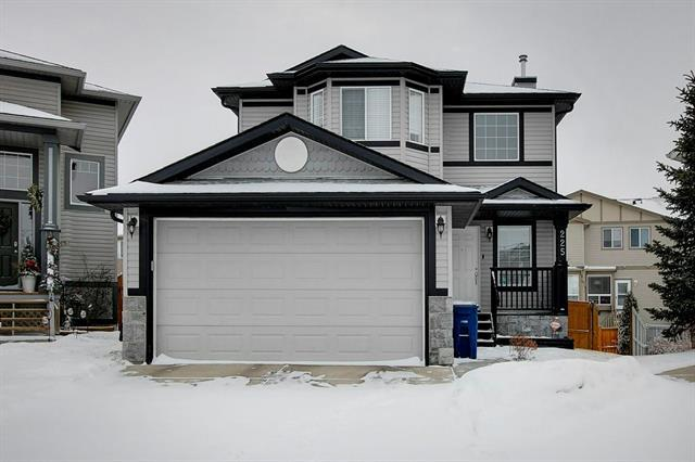 225 Luxstone Green SW, Airdrie, AB T4B 3B5 (#C4223715) :: Redline Real Estate Group Inc
