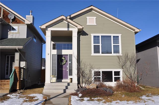 1854 Sagewood Link SW, Airdrie, AB T4B 3A8 (#C4223722) :: Redline Real Estate Group Inc