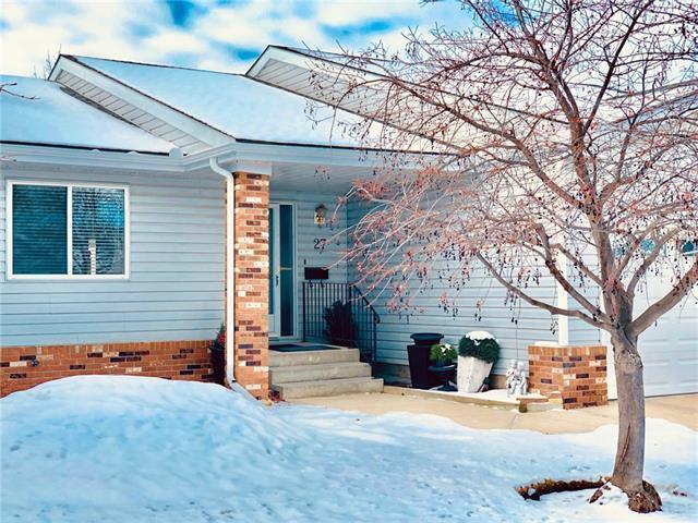 27 Macewan Park Heights NW, Calgary, AB T3K 3W6 (#C4223737) :: Redline Real Estate Group Inc