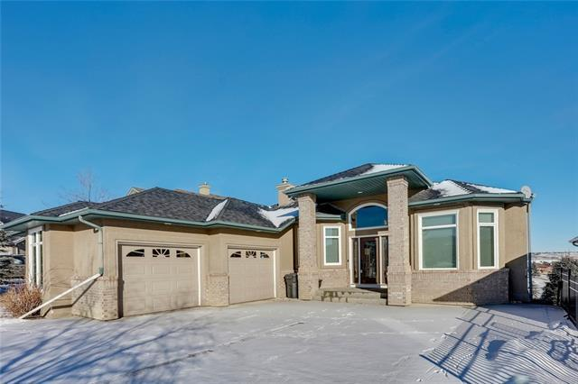 43 Lynx Lane, Rural Rocky View County, AB T3Z 1B8 (#C4223751) :: Redline Real Estate Group Inc