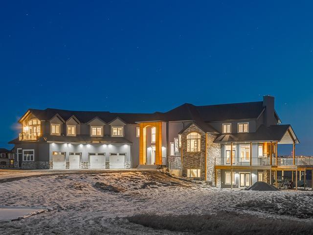 31196 Township Road 251A, Rural Rocky View County, AB T3Z 1E6 (#C4223820) :: Canmore & Banff