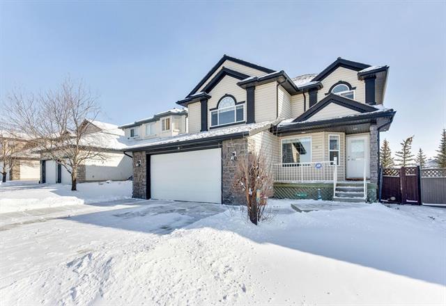 152 Crystalridge Drive, Okotoks, AB T1S 1W3 (#C4223825) :: Redline Real Estate Group Inc