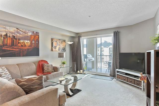 304 Mackenzie Way SW #7303, Airdrie, AB T4B 3H7 (#C4223831) :: Redline Real Estate Group Inc