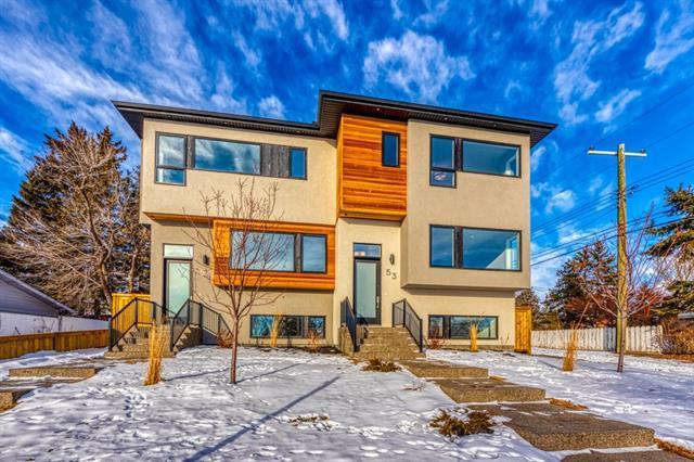 53 Hounslow Drive NW, Calgary, AB T2K 2E3 (#C4223832) :: Redline Real Estate Group Inc