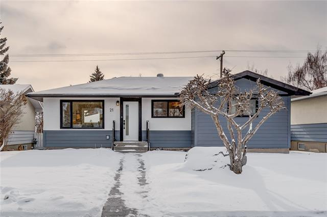 21 Haddock Road SW, Calgary, AB T2V 3J9 (#C4223841) :: Redline Real Estate Group Inc