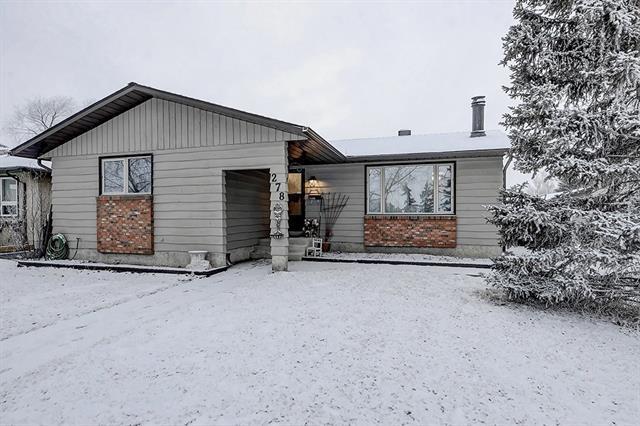 278 Jensen Drive NE, Airdrie, AB T4B 1N9 (#C4223843) :: Redline Real Estate Group Inc