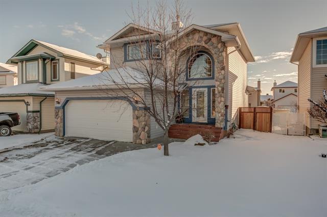4 Cimarron Crescent, Okotoks, AB T1S 1S8 (#C4223847) :: Calgary Homefinders