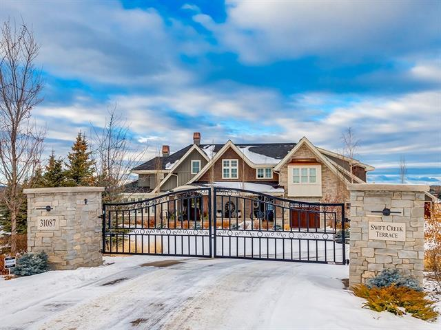 31087 Swift Creek Terrace, Rural Rocky View County, AB T3Z 0B7 (#C4223901) :: Canmore & Banff