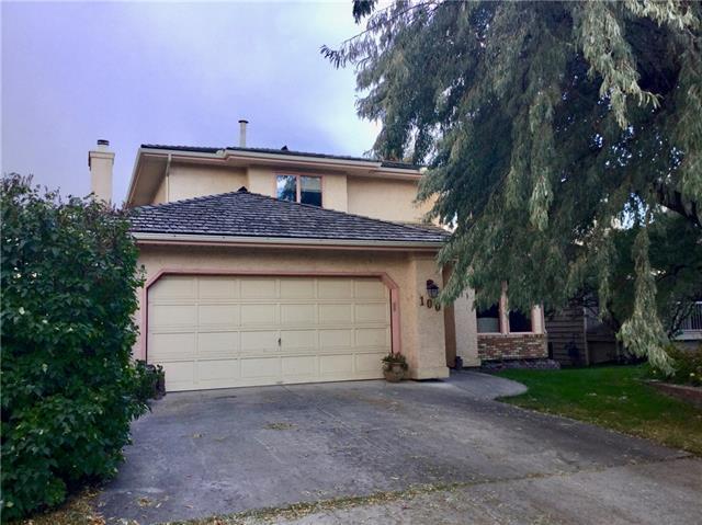100 Sunset Close SE, Calgary, AB T2X 3A7 (#C4223907) :: Redline Real Estate Group Inc