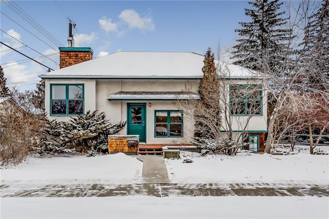 510 20 Street NW, Calgary, AB T2N 4T8 (#C4223915) :: The Cliff Stevenson Group