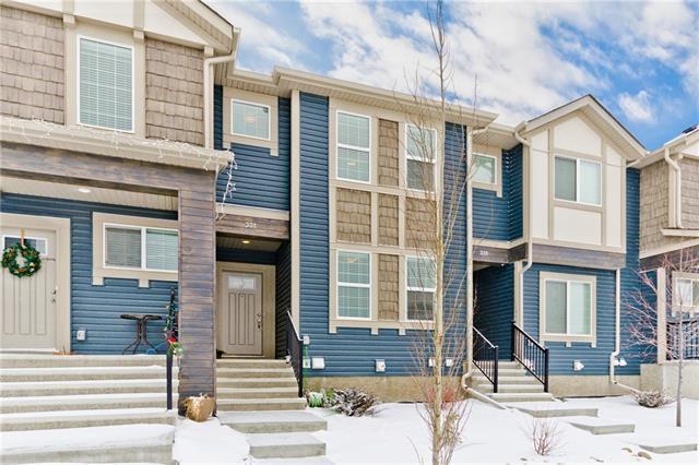 331 Hillcrest Drive SW, Airdrie, AB T4B 4C8 (#C4223924) :: Redline Real Estate Group Inc