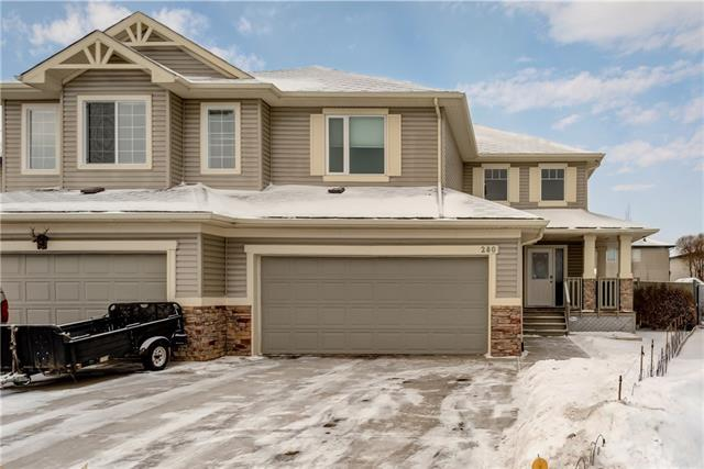 280 West Creek Circle, Chestermere, AB T1X 1R5 (#C4223945) :: Redline Real Estate Group Inc