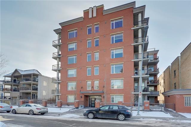 333 22 Avenue SW #106, Calgary, AB T2N 2W7 (#C4223967) :: Calgary Homefinders