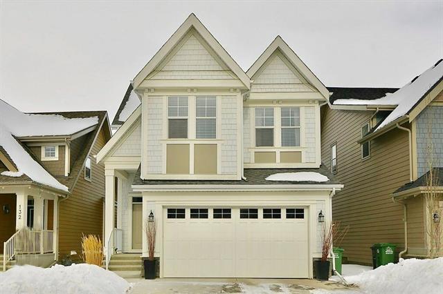 128 Riviera Way, Cochrane, AB T4C 0V4 (#C4223972) :: Redline Real Estate Group Inc