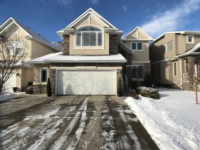 33 Strathlea Grove SW, Calgary, AB T3H 5C5 (#C4223996) :: Calgary Homefinders