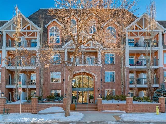2320 Erlton Street SW #404, Calgary, AB T2S 2V8 (#C4224001) :: Redline Real Estate Group Inc