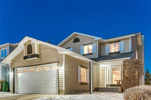 167 Macewan Park Circle NW, Calgary, AB T3K 4A2 (#C4224003) :: Redline Real Estate Group Inc