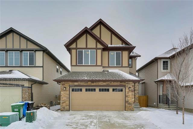 1112 Brightoncrest Green SE, Calgary, AB T2Z 1G9 (#C4224045) :: The Cliff Stevenson Group