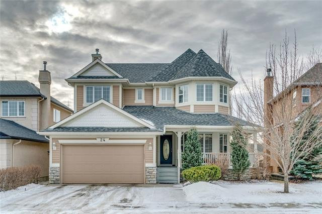 24 Discovery Ridge Rise SW, Calgary, AB T3H 4R2 (#C4224148) :: The Cliff Stevenson Group