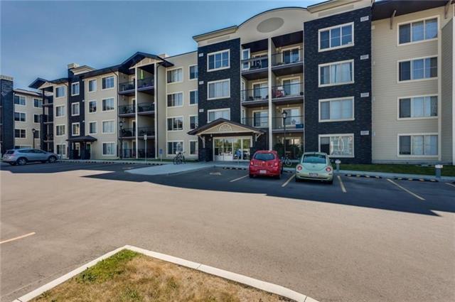 625 Glenbow Drive #2312, Cochrane, AB T4C 1E8 (#C4224149) :: Redline Real Estate Group Inc