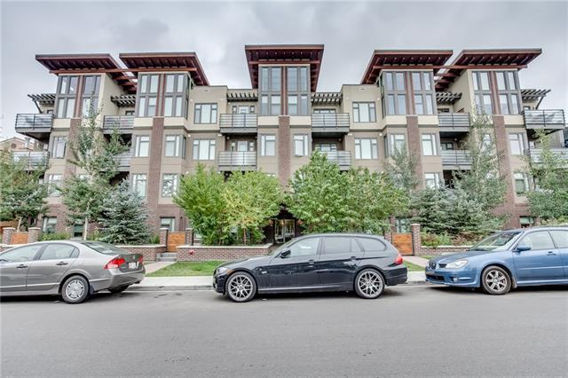 1720 10 Street SW #409, Calgary, AB T2T 3E8 (#C4224155) :: Redline Real Estate Group Inc