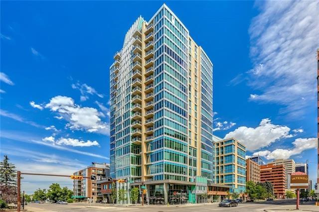 888 4 Avenue SW #908, Calgary, AB T2P 0V2 (#C4224164) :: Calgary Homefinders
