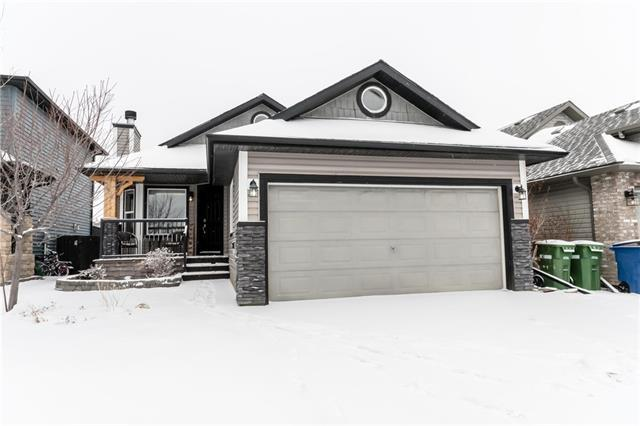 102 Channelside Cove, Airdrie, AB T4B 3J1 (#C4224177) :: Redline Real Estate Group Inc