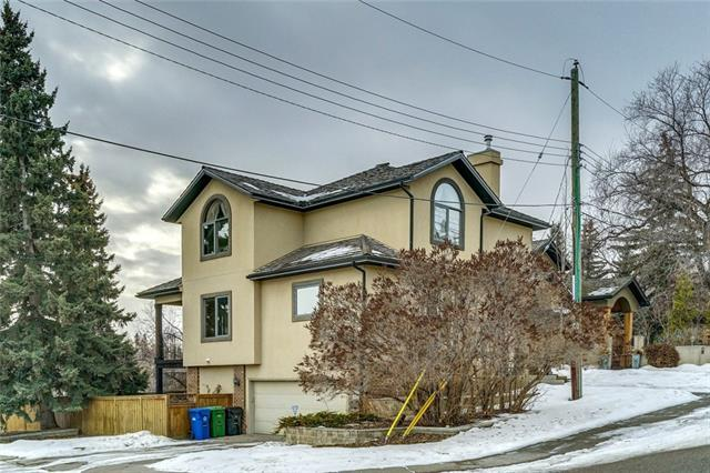 1005 39 Avenue SW, Calgary, AB T2T 2K6 (#C4224179) :: Canmore & Banff