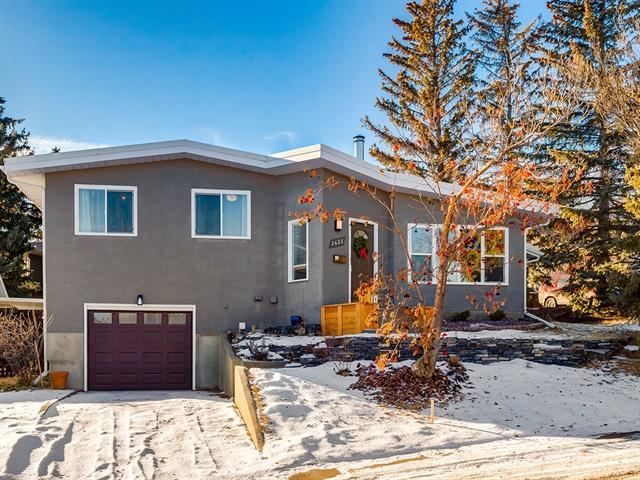 3435 23 Street NW, Calgary, AB T2L 0T8 (#C4224192) :: The Cliff Stevenson Group