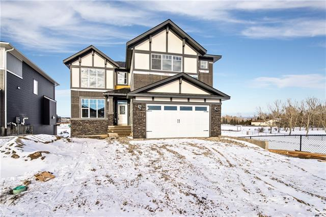 113 Kinniburgh Cove, Chestermere, AB T1X 0M1 (#C4224214) :: Redline Real Estate Group Inc