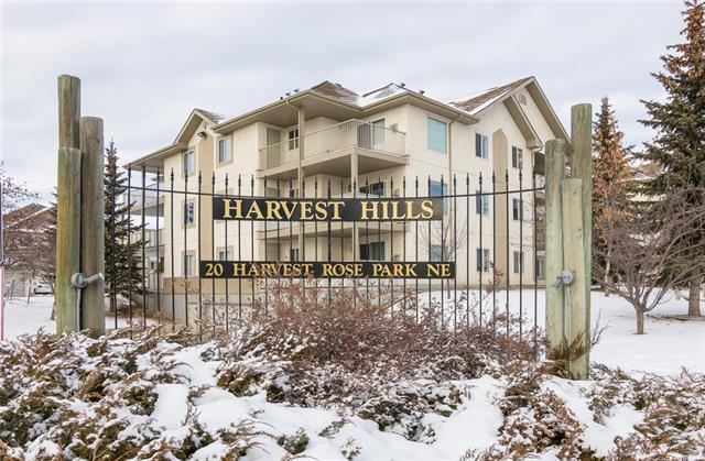 20 Harvest Rose Park NE #1203, Calgary, AB T3K 4Z1 (#C4224222) :: Redline Real Estate Group Inc